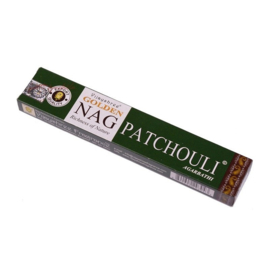 Golden ~ Nag Patchouli