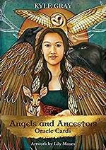 Angels and Ancestors Oracle Cards - Kyle Gray
