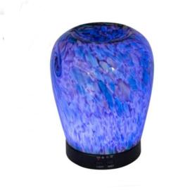 Diffuser - Muranoglas roze/blauw
