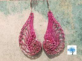 Earwings - Pink Lady