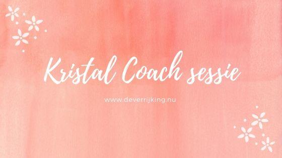 Korte Kristal Coach sessie