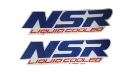 zijkap sticker nsr 50 eerste type