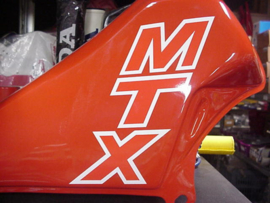 tank sticker mtx r