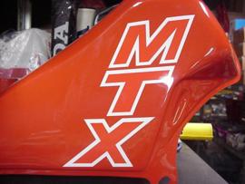 tank sticker set mtx r