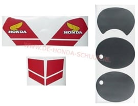 stickerset honda mtx ot wit