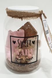 Gift in a jar  middel