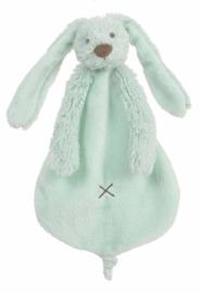 Happy HorseTuttle doekje rabbit richie (Ook op naam)