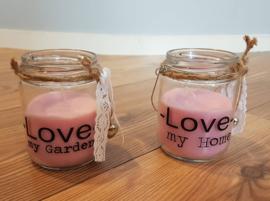 Love my home /Love my garden