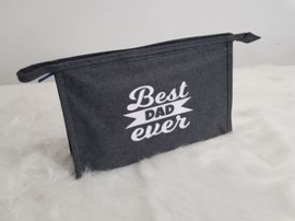 Toilet tas vader/opa
