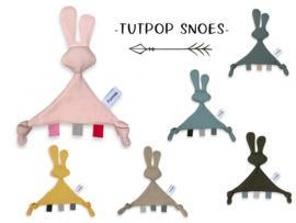 Tutpop konijn Snoes