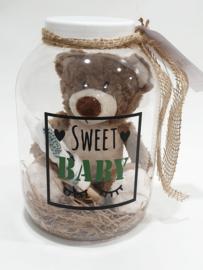 Gift in a jar Groot beer