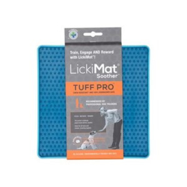 Lickimat Soother-Pro Tuff turqoise