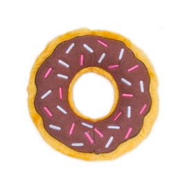 Donut chocolade 18 cm