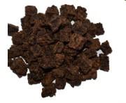 Vleesblokjes konijn, 125  gram