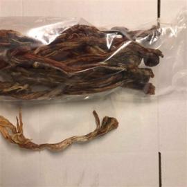 Struisvogel lange pezen 150 gram