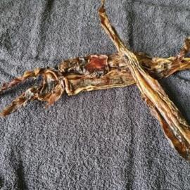 Struisvogel vleespezen 200 gram