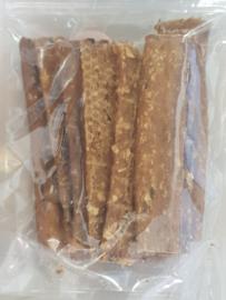 Vleesstick vis gedroogd 100 gram
