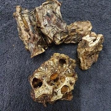 Struisvogel, gedroogde nek, 150 gram