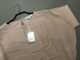 T shirt pink zilver