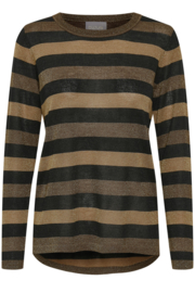 Trui cute striped jumper