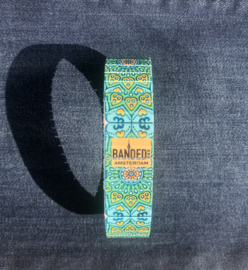 Banded Amsterdam Bracelet Spring is in the air