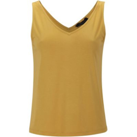 Ella Tank top Ceylon Yellow