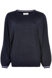 Nümph Lihni pullover blue