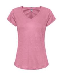 CUangla t-shirt linnen 2 kleuren