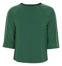 Pingo 3/4 shirt evergreen