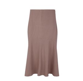 Hailey midi skirt printed eco viscose