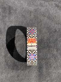 Banded Amsterdam Bracelet Color Theory