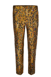 10 FEET broek Animal Jacquard