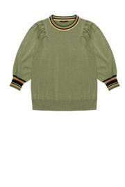 Pullover met speciale mouw