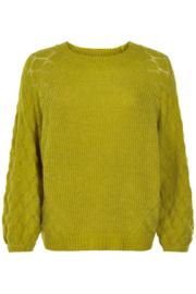 Nümph Lillias Pullover Golden OLI