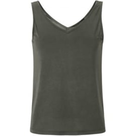 Ella Tank top Grape Leaf