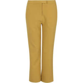 Trissa Kick Flared Pant Ceylon Yellow