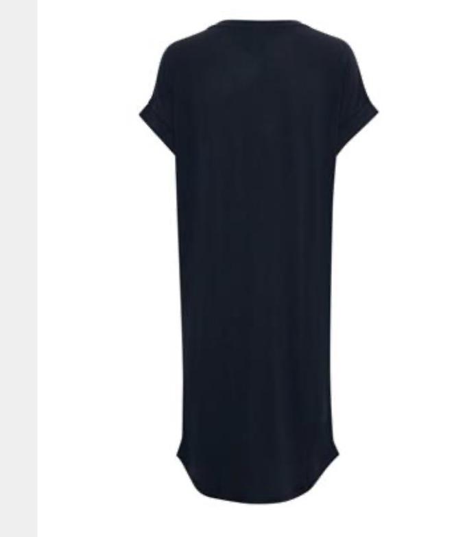 Kajsa t-shirt jurk modal