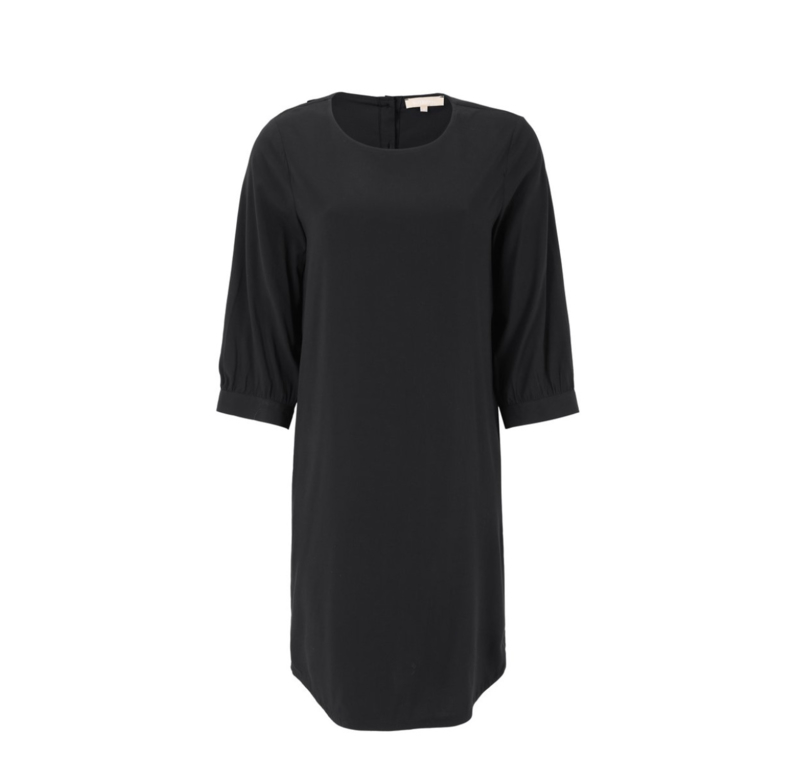 Hailey 3/4 dress eco viscose