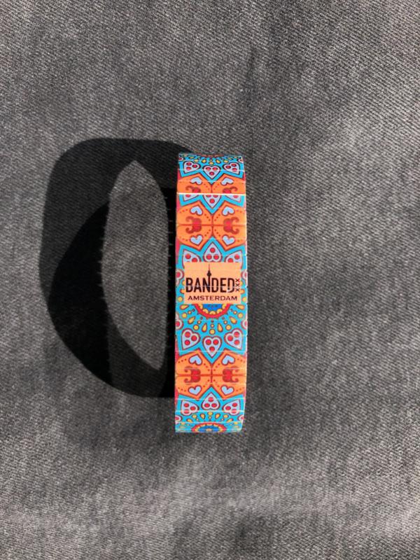 Banded Amsterdam Bracelet Electric Lights - Xanablue