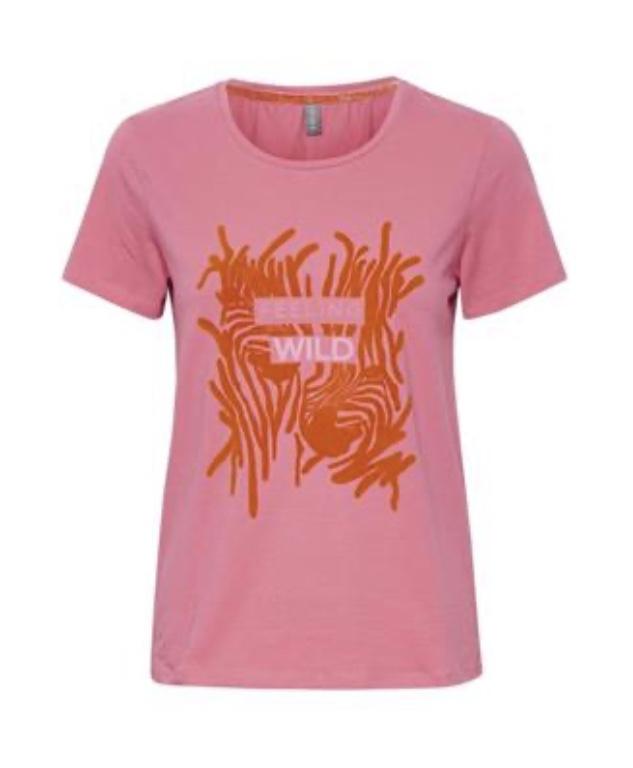 CUdineke t-shirt katoen