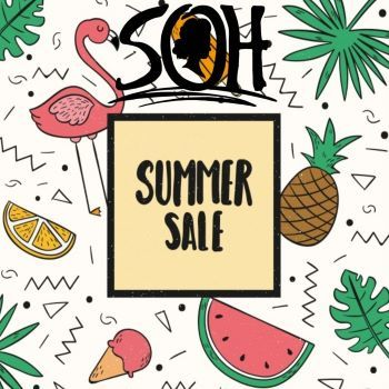 Sale summersale up to 70%