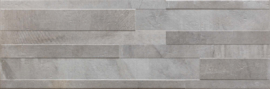 Sintesi Atelier - Grigio Muretto 20x60,4 cm