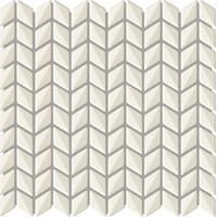 Materika - White 31x29,6 cm