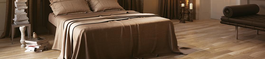 Houtlook bed