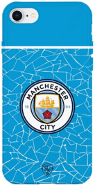 Manchester City telefoonhoesje  iPhone 6 / 6s softcase