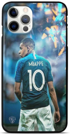 Mbappe telefoonhoesje iPhone 12 Pro Max backcover softcase