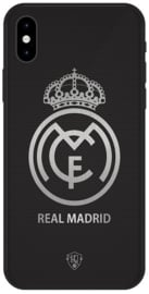 Real Madrid logo telefoonhoesje iPhone Xs Max softcase