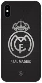 Real Madrid logo telefoonhoesje iPhone X softcase