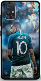 Mbappe hoesje Samsung Galaxy A51 softcase