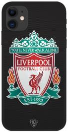 Liverpool logo telefoonhoesje iPhone 12 softcase